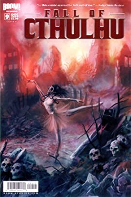 Fall of Cthulhu Vol. 2: The Gathering #4 (of 5)