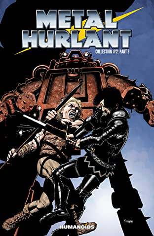 Metal Hurlant Collection 2 Vol. 3