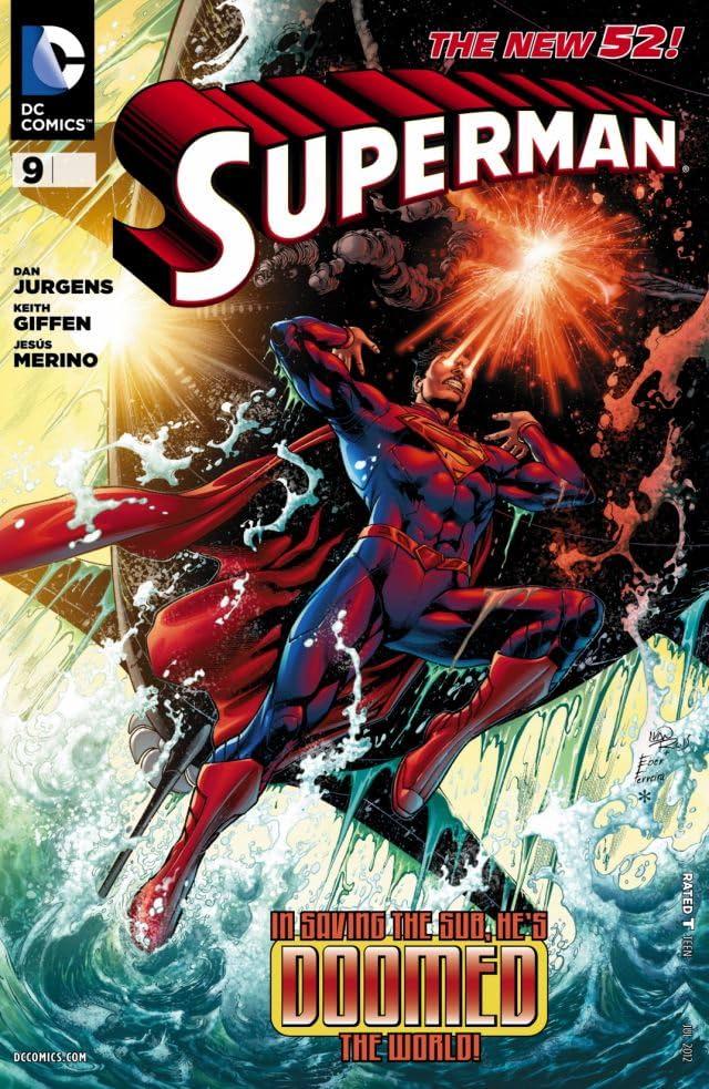 Superman (2011-) #9