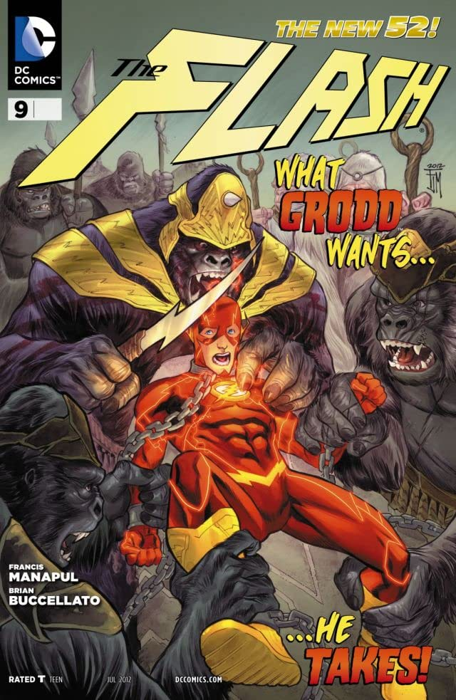 The Flash (2011-2016) #9