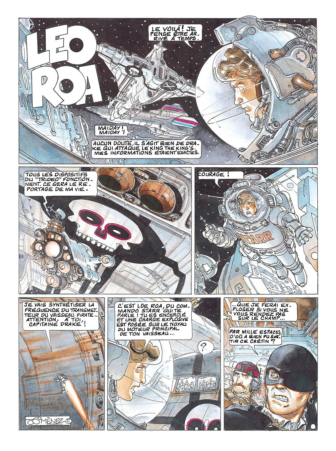 Léo Roa Vol. 1: La Véritable histoire de Léo Roa