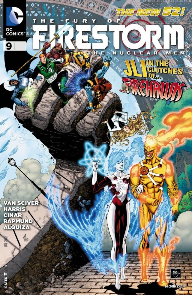 The Fury of Firestorm: The Nuclear Men (2011-2013) #9
