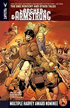 Archer & Armstrong Vol. 7: One Percent & Other Tales