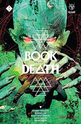Book of Death No.3 (sur 4): Digital Exclusives Edition