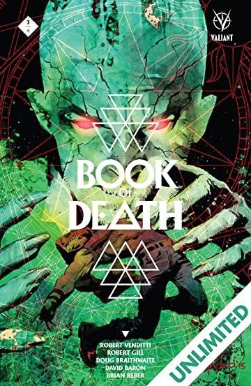Book of Death #3 (of 4): Digital Exclusives Edition