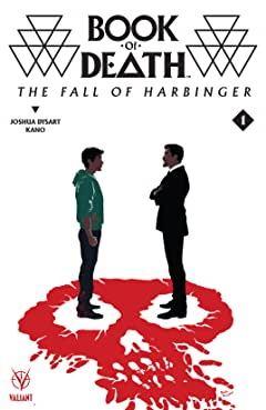 Book of Death: The Fall of Harbinger #1: Digital Exclusives Edition