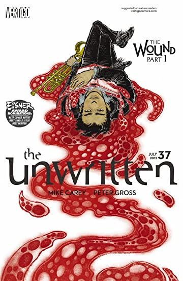 The Unwritten #37