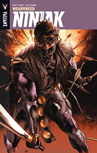 Ninjak (2015- ) Tome 1: Weaponeer
