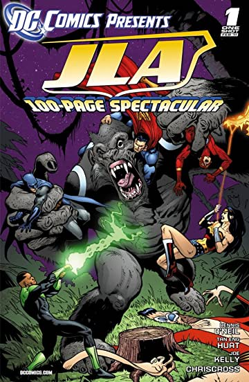DC Comics Presents: JLA #1