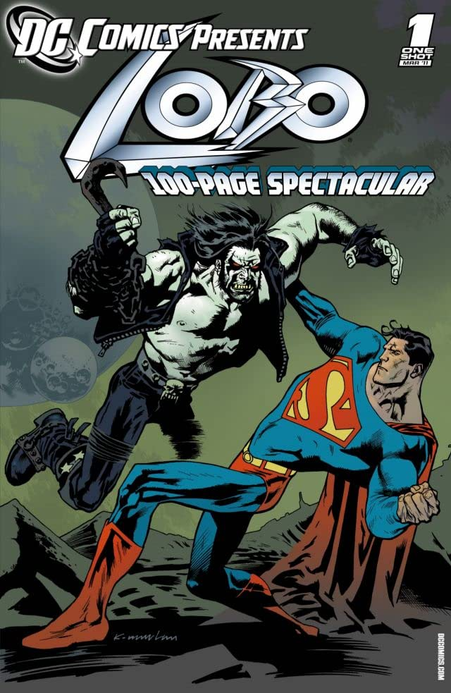 DC Comics Presents: Lobo #1