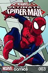 Ultimate Spider-Man Infinite Comic #3