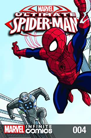 Ultimate Spider-Man Infinite Comic No.4