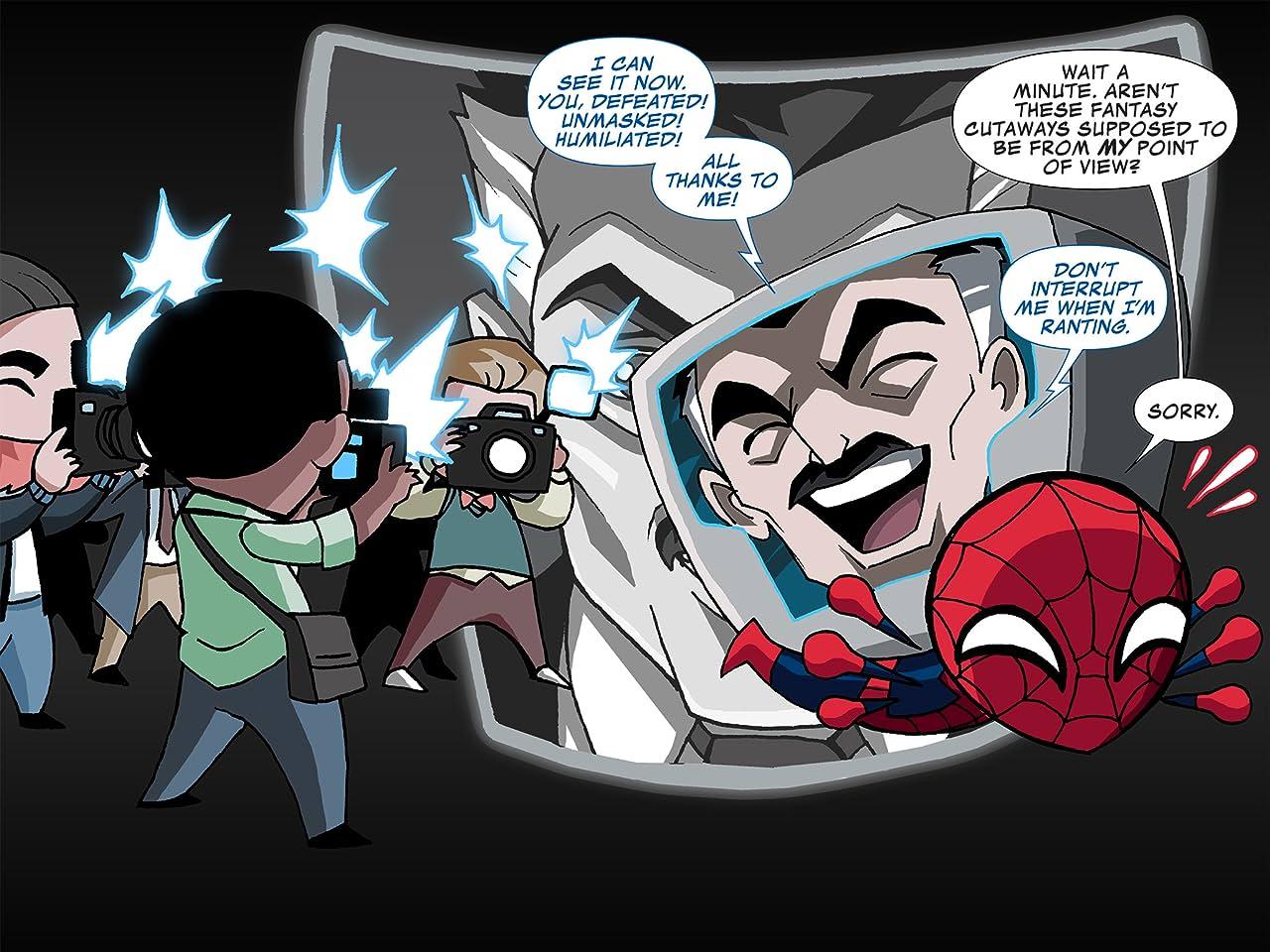 Ultimate Spider-Man Infinite Comic #4