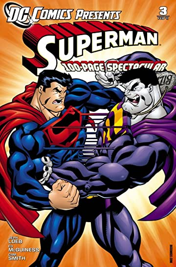 DC Comics Presents: Superman #3