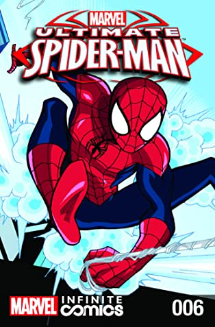 Ultimate Spider-Man Infinite Comic #6