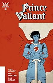 King: Prince Valiant #3 (of 4): Digital Exclusive Edition