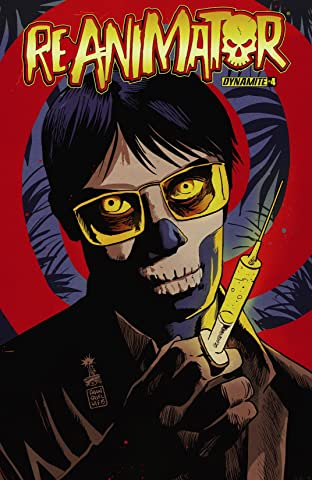 Reanimator #4 (of 4): Digital Exclusive Edition