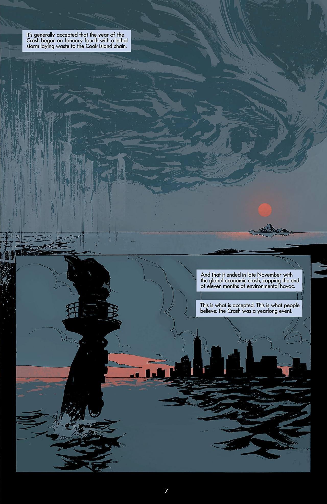 The Massive Vol. 5: Ragnarok