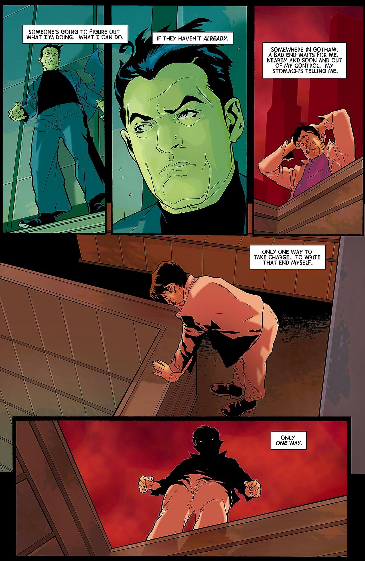 Batman: Legends of the Dark Knight #171
