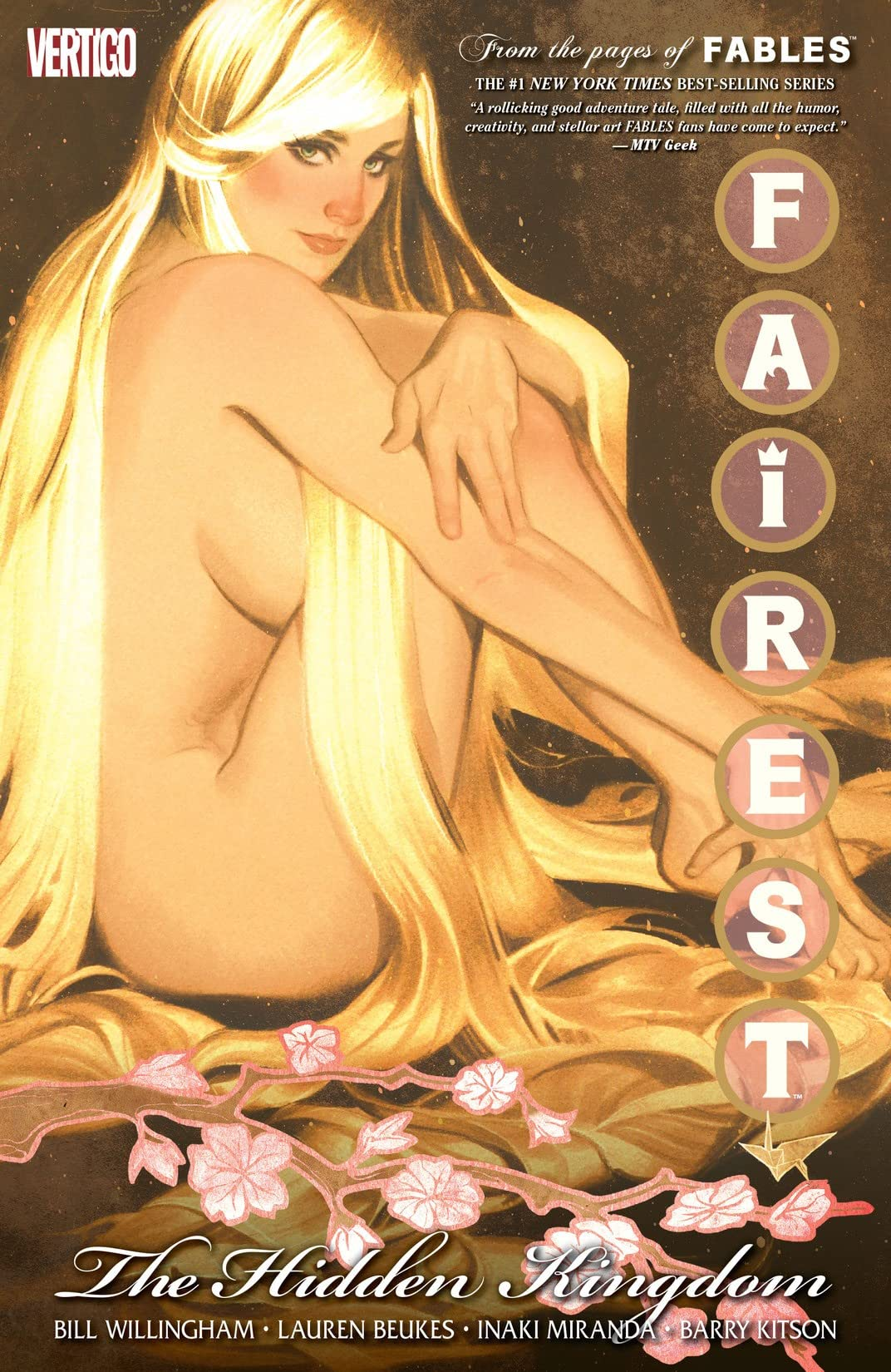 Fairest Vol. 2: Hidden Kingdom