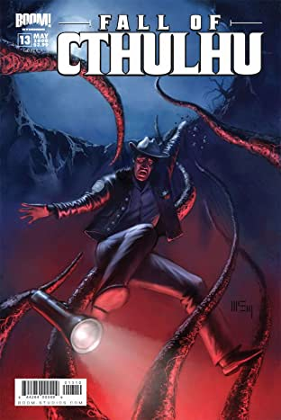 Fall of Cthulhu Vol. 3: The Gray Man #3 (of 4)