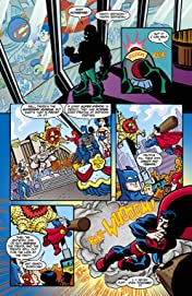 Super Friends (2008-2010) #9