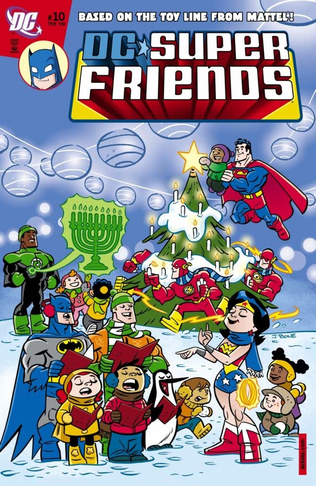 Super Friends (2008-2010) #10