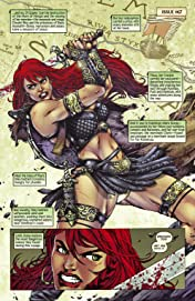 Red Sonja: She-Devil With a Sword Vol. 12: Swords Against The Jade Kingdom