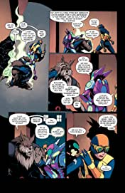 Rocket Queen and the Wrench #3