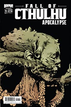 Fall of Cthulhu Vol. 5: Apocalypse #1 (of 4)