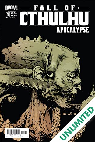 Fall of Cthulhu Vol. 5: Apocalypse #1 (of 4)