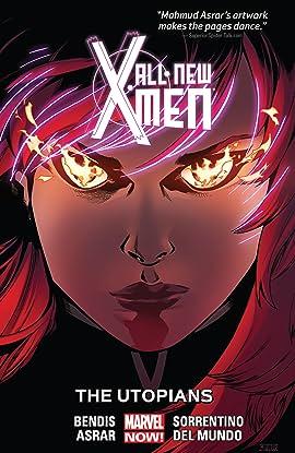 All-New X-Men Vol. 7: The Utopians