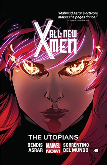 All-New X-Men Vol. 7: The Utopians