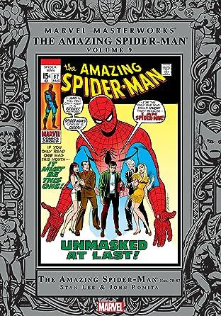 Amazing Spider-Man Masterworks Tome 9