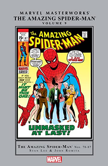 Amazing Spider-Man Masterworks Vol. 9