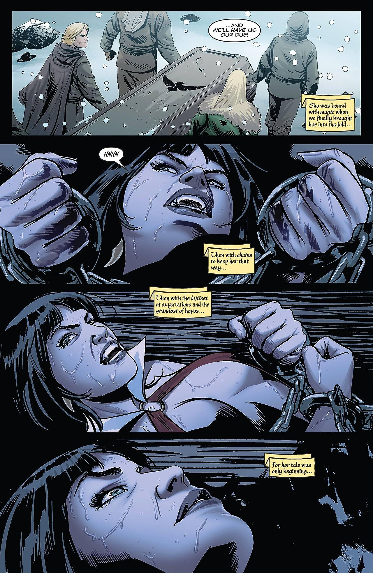 Vampirella vs. Dracula #4
