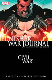 Civil War: Punisher War Journal