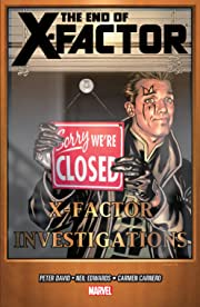 X-Factor Vol. 21: The End Of X-Factor