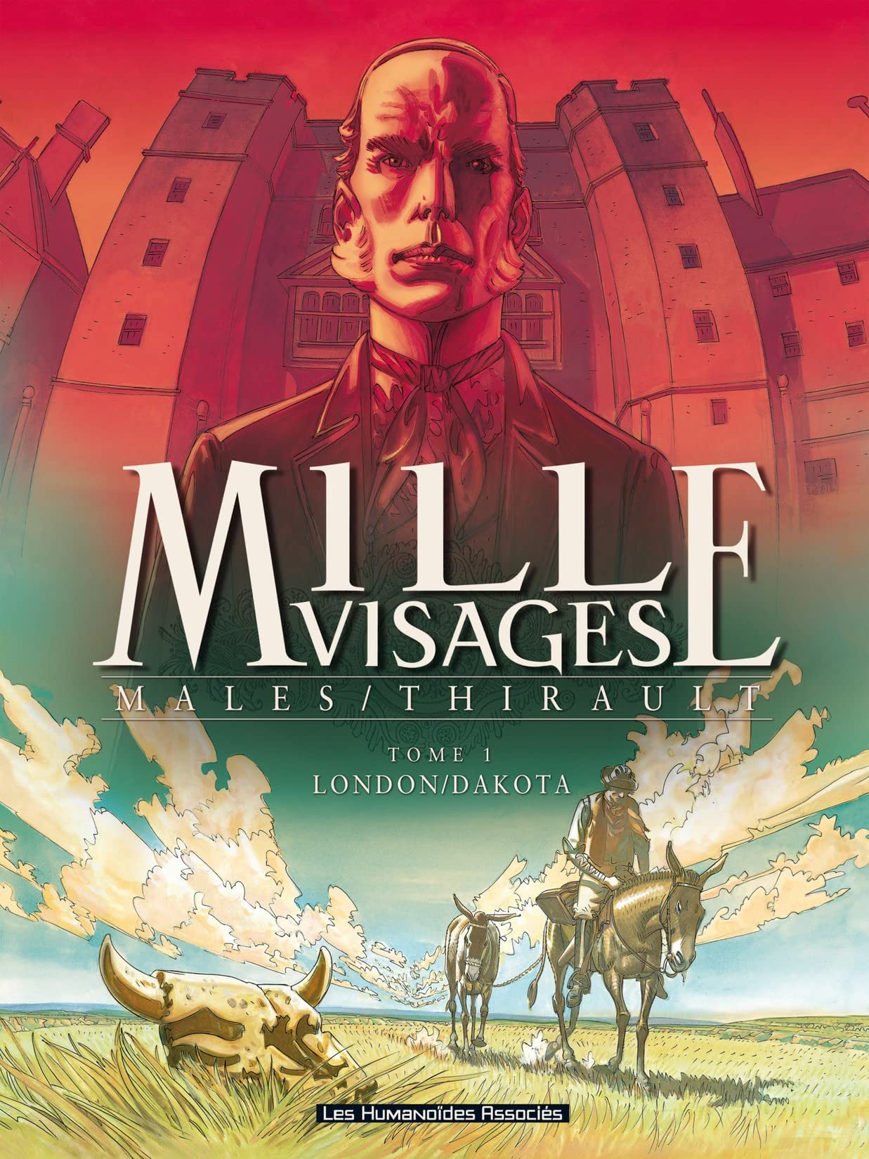 Mille Visages Vol. 1: London/Dakota