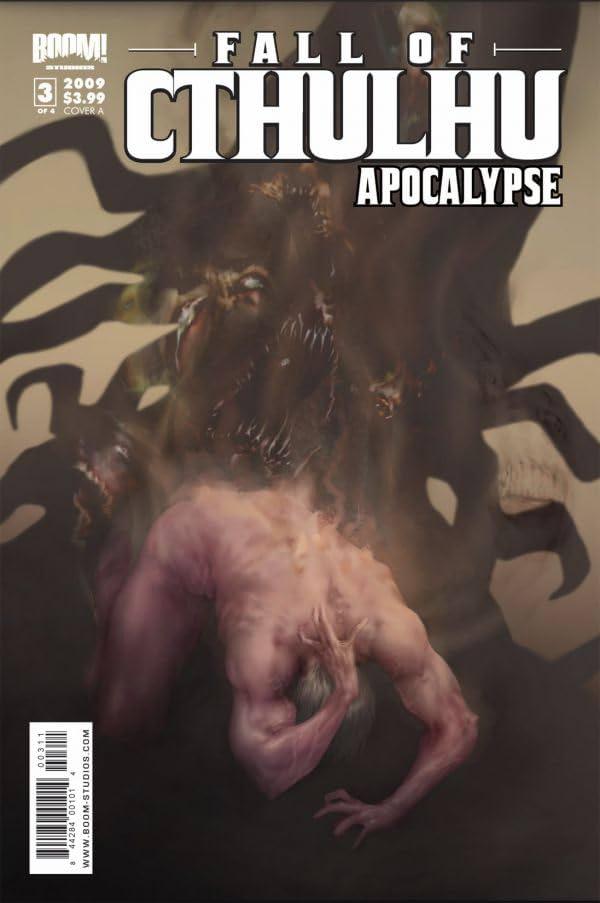 Fall of Cthulhu Vol. 5: Apocalypse #3 (of 4)