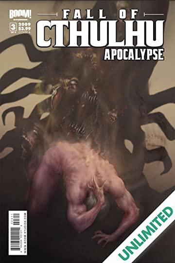 Fall of Cthulhu Vol. 5: Apocalypse #3 (of 4)