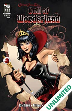 Call of Wonderland #1 (of 4)