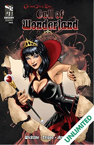 Call of Wonderland #1 (of 4)