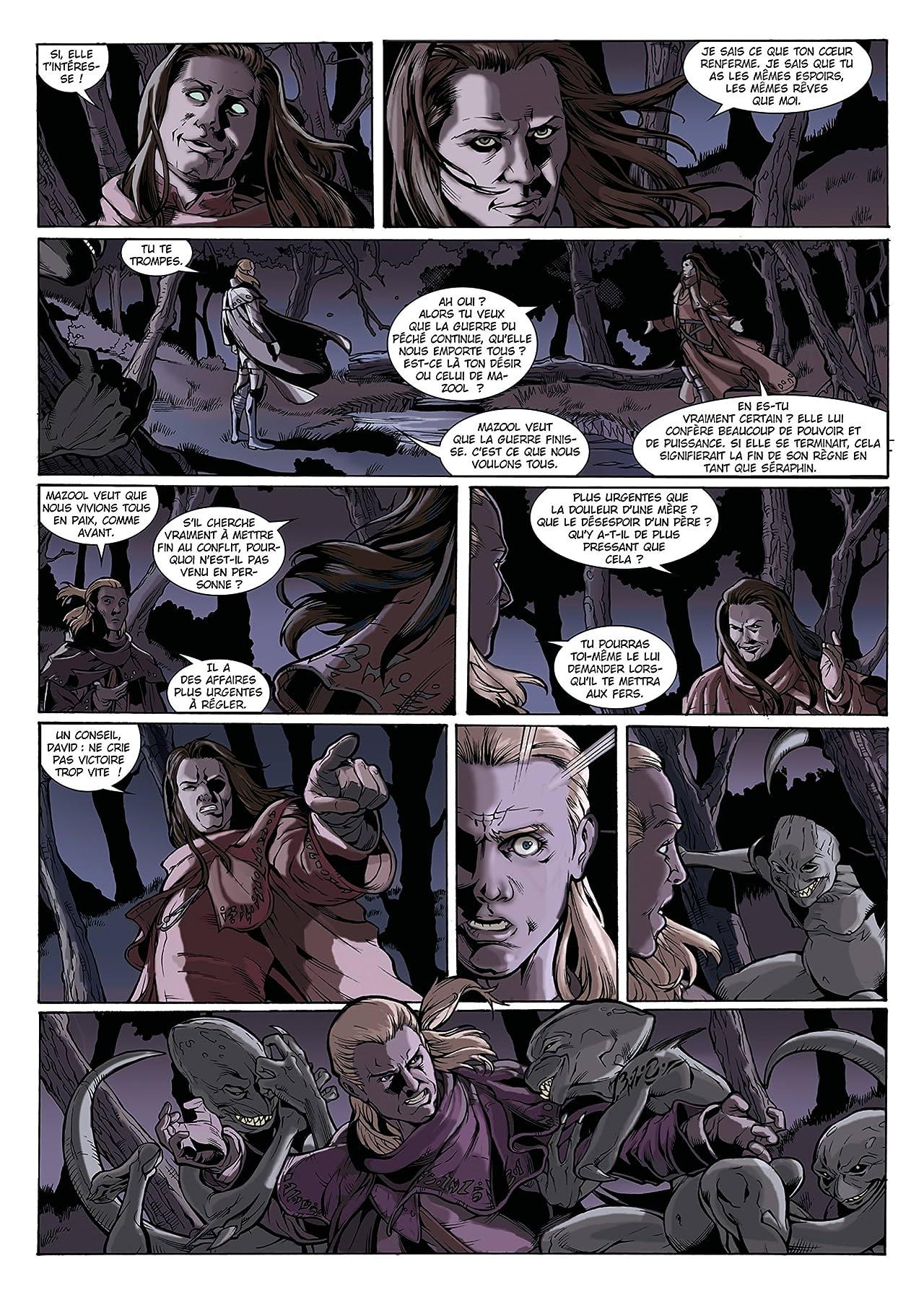 L'Armée des Anges Vol. 1: La Résurrection de Jason Ash