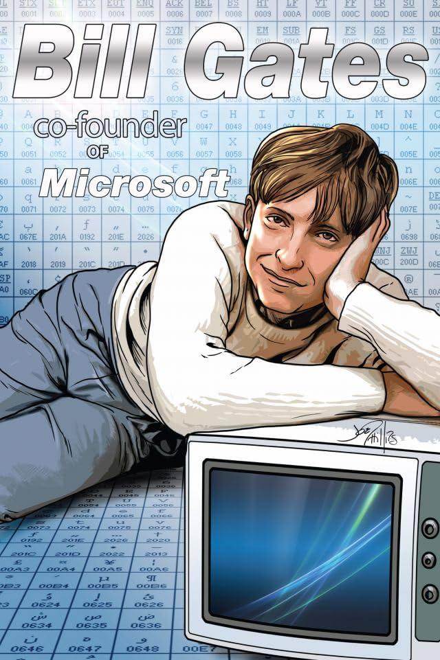 Bill Gates Co-Founder of Microsoft