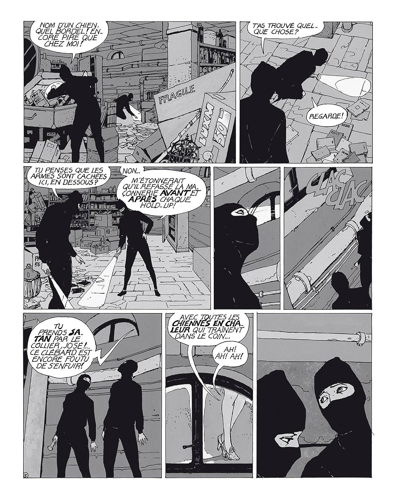 Colère Noire Vol. 2: Le Duc de Fer
