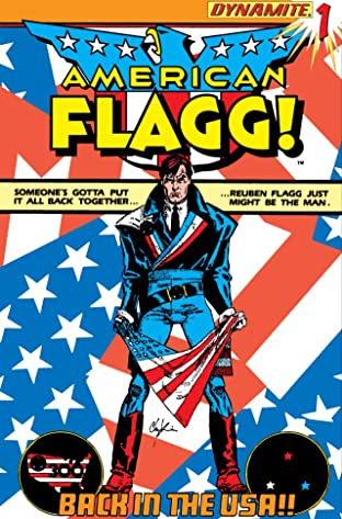 American Flagg! No.1
