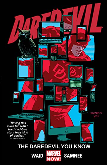 Daredevil Vol. 3: The Daredevil You Know