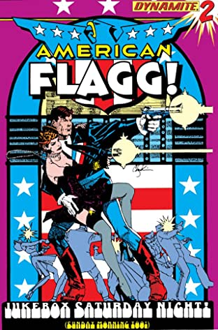 American Flagg! No.2