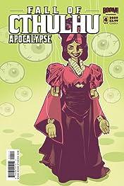 Fall of Cthulhu Vol. 5: Apocalypse #4 (of 4)